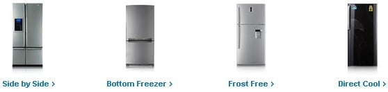 Samsung Refrigerator Fridge Price List India