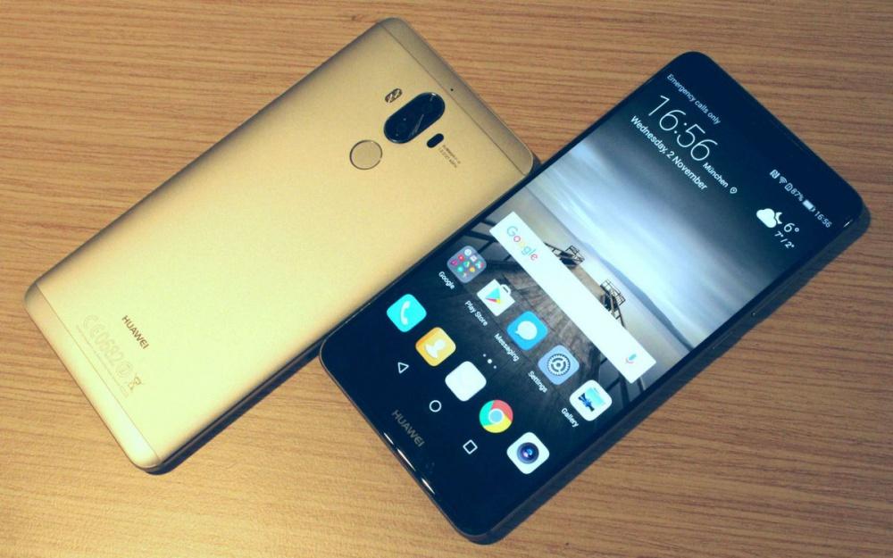 mate9 vs iphone 7 plus