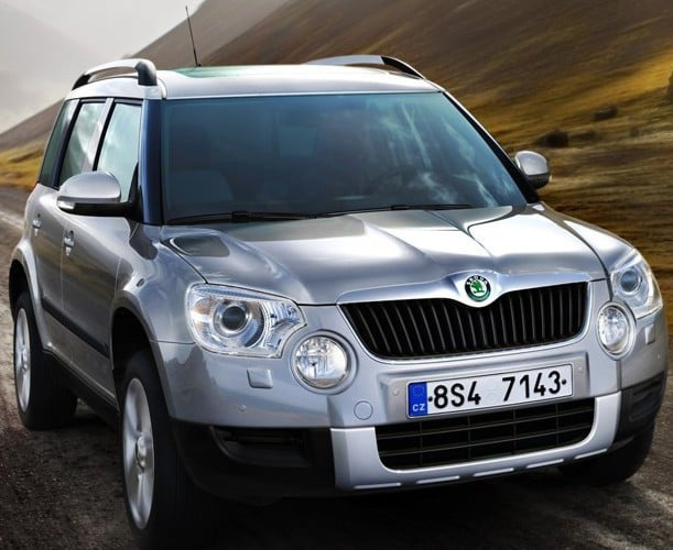 Skoda Yeti Price In India Skoda Yeti Suv Mobilescout Com