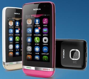 Nokia Asha 311 Price in India - Mobilescout.com