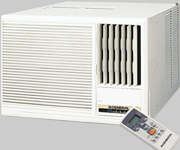 o general ac price list india windows split air
