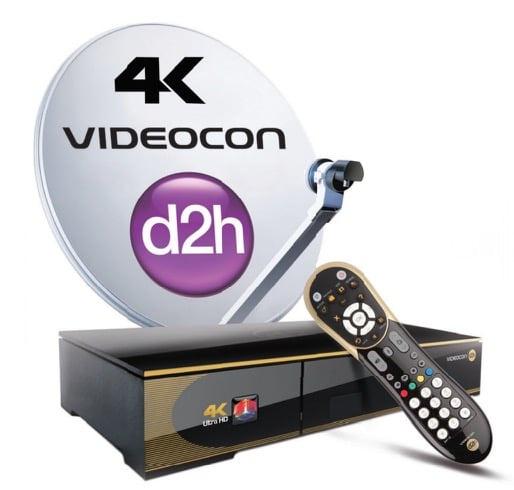 Videocon D2h 4k Ultra Hd Et Tata Sky 4k Haut | riamanpacol cf