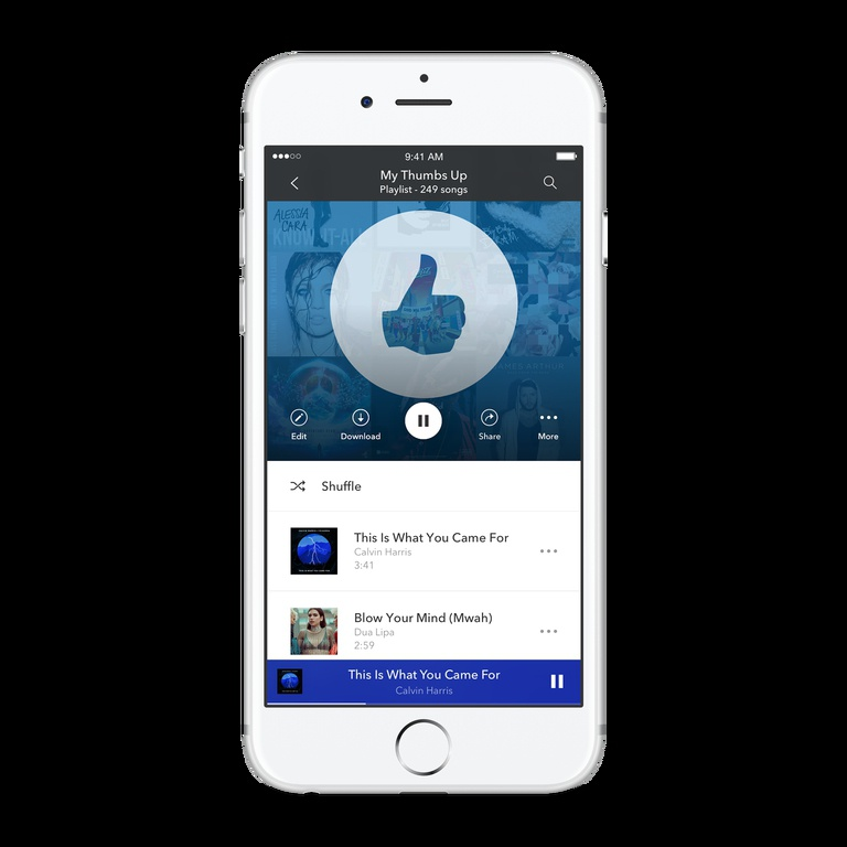 Pandora premium on demand service officially launched in for Premium on demand