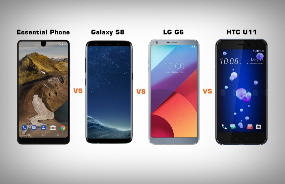 Image Result For Lg G Vs Essential Phone